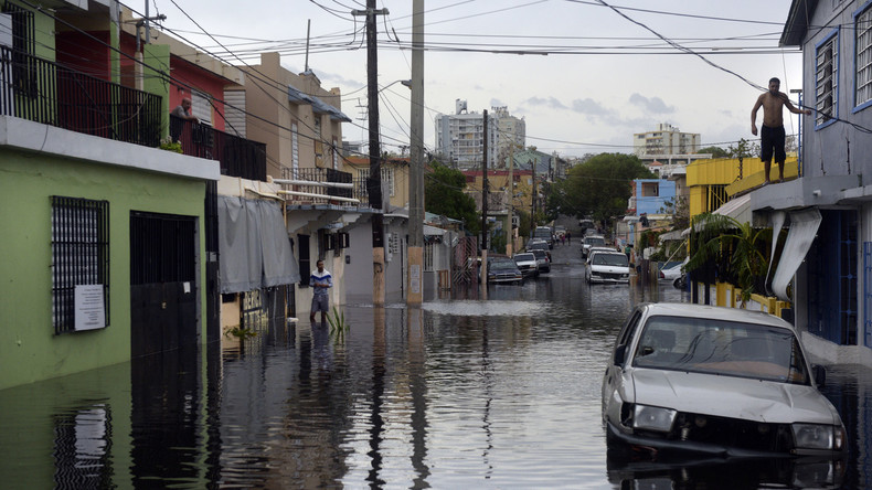 UNO: 14.000 Menschen auf Puerto Rico immer noch ohne Strom – seit September 2017