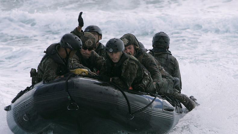 Wegen Inselstreits: Pentagon schließt China von Großmanöver aus