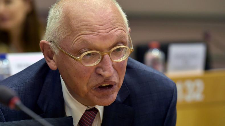 Ex-Vizepräsident der EU-Kommission Verheugen: USA halten EU in Bezug auf Iran-Deal als Geisel