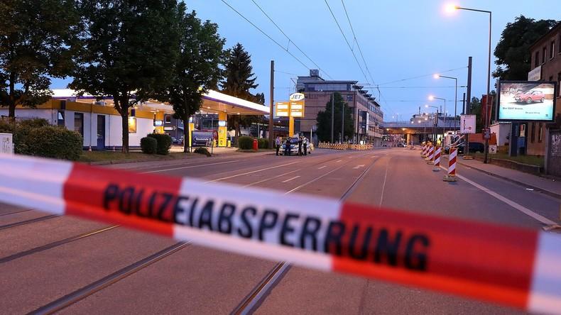 Entwarnung in Dresden: Fliegerbombe entschärft, Einwohner können in Häuser zurück