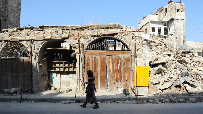Syrien: Über 9.000 Zivilisten kehren durch humanitären Korridor nach Aleppo zurück