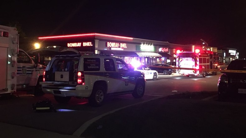 """""""Verdächtiger Vorfall"""": 15 Verletzte bei Restaurant-Explosion in Kanada"""