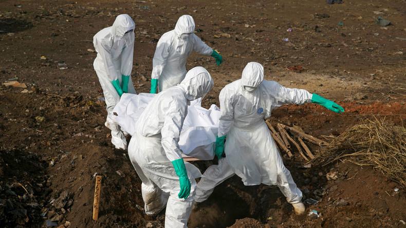 WHO warnt: Ebola-Ausbruch im Kongo kurz vor Epidemie