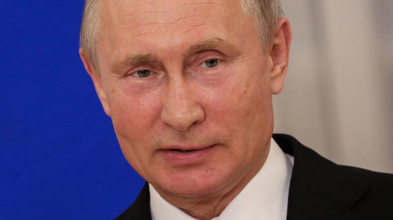 LIVE: Wladimir Putin spricht auf dem Petersburger Wirtschaftsforum (deutsche Simultanübersetzung)
