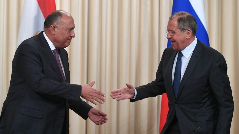 Handel statt Krieg: Russland errichtet milliardenschwere Wirtschaftszone an Ägyptens Suez-Kanal