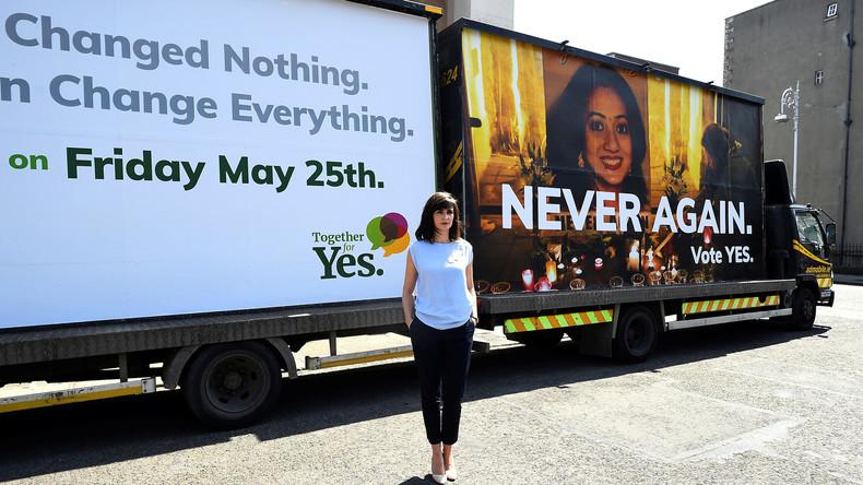"""Referendum in Irland:  """"Abtreibungstourismus"""" irischer Frauen soll gestoppt werden"""