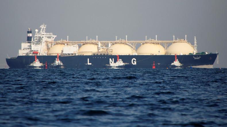 Wintershall-Vorstand: Washington missbraucht Sanktionen für eigene Gasexporte