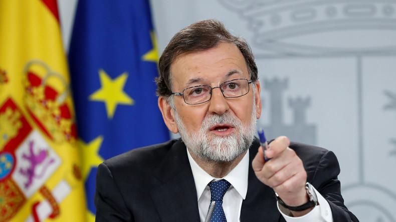 Korruptionsskandal in Spanien: Misstrauensantrag gegen Ministerpräsident Rajoy