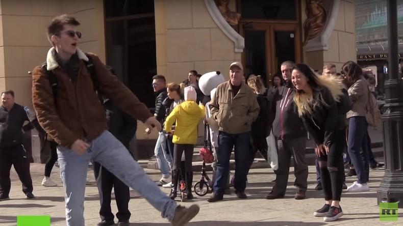 Vorankündigung: Einmal in Russland auf der Suche nach Musik in Moskau (Video)