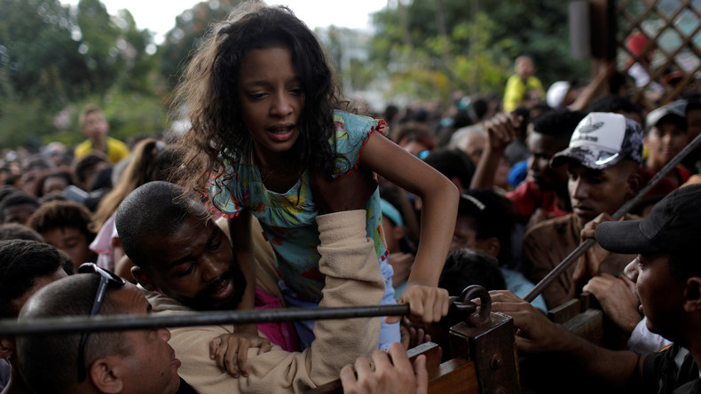 Tumulte bei einzigem öffentlichem WM-Training von Brasiliens Nationalelf