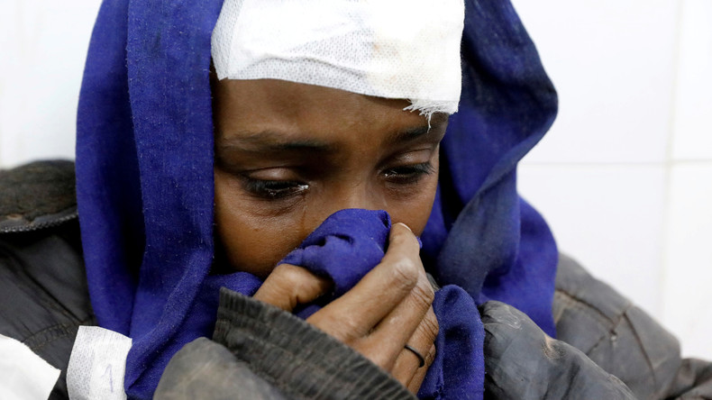 Menschenhändler töten 15 Personen bei Fluchtversuch in Libyen
