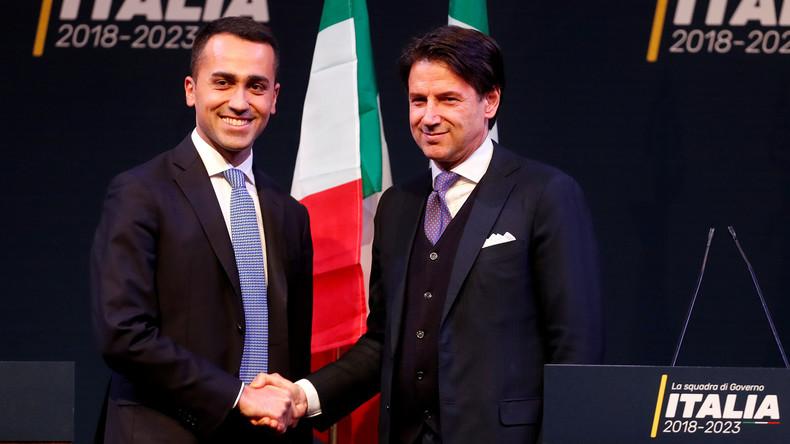 Interview: Italiens neue Regierung bricht mit EU und rückt näher an Russland