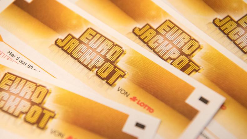 Eurojackpot mit 90 Millionen Euro bleibt ungeknackt