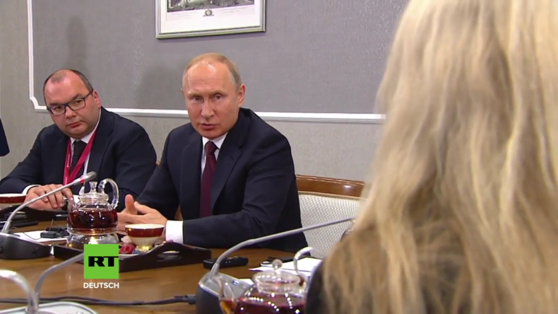 Russland: Putin tritt nach seiner nunmehrigen zweiten Amtszeit zurück