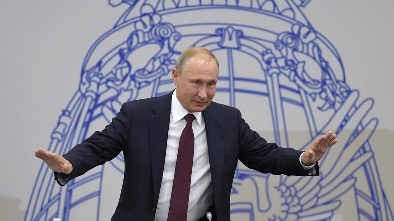 """Putin warnt Westen erneut: """"Keine roten Linien überschreiten"""""""