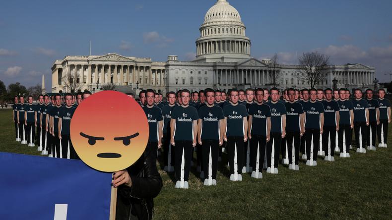 """Facebook: Dokumente über interne """"Hassrede""""-Debatte geleakt - Zuckerberg will eigenes Schiedsgericht"""