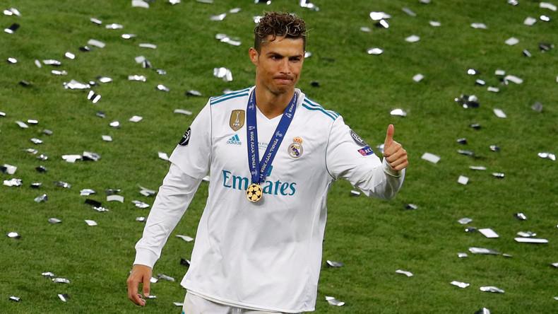 Cristiano Ronaldo deutet nach Champions-League-Sieg Abschied von Real Madrid an
