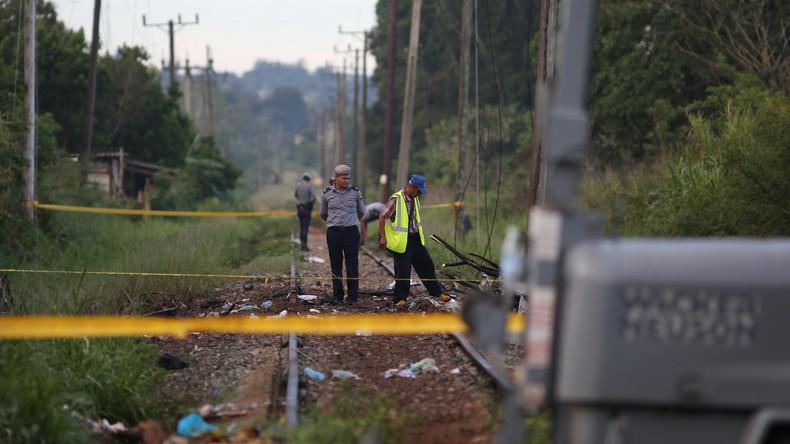 Nach Flugzeugabsturz auf Kuba: Alle Todesopfer identifiziert