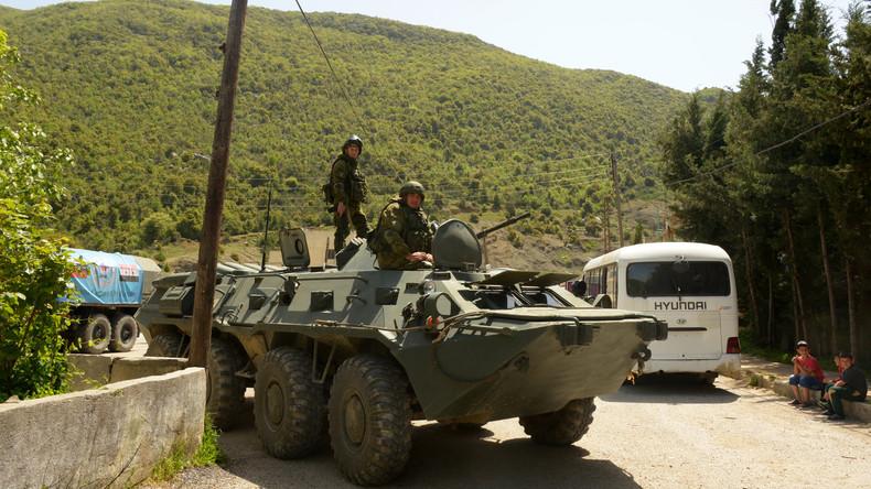 Russische Militärs sterben bei Beschuss in Syrien