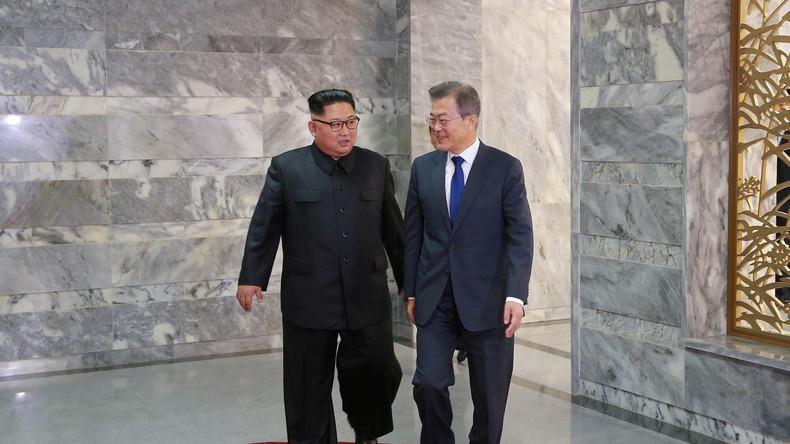 US-Beamte treffen in Nordkorea für Gesprächsvorbereitungen ein - Kim bleibt skeptisch