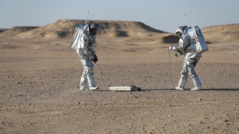 Digitale Streitprognose: Software entwickelt, die Konflikte unter Astronauten vorhersehen kann