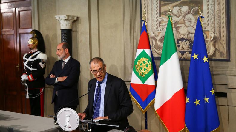 Italien: Die jüngste Krise ist ein EU-Putsch 2.0