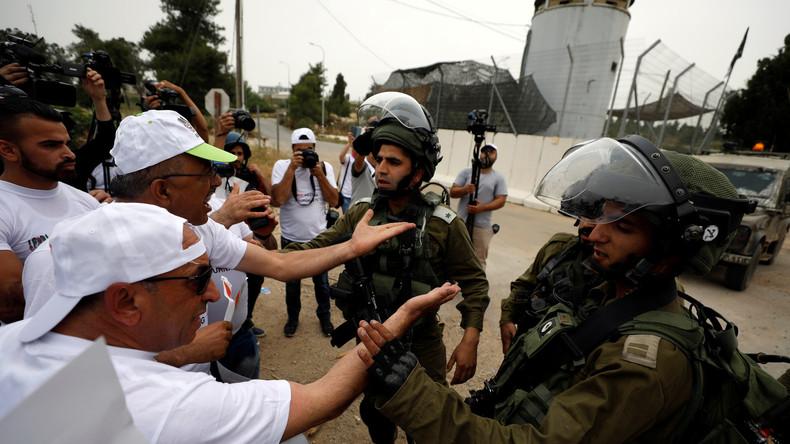 Israel: Neues Gesetz soll das Filmen von Soldaten unter Strafe stellen
