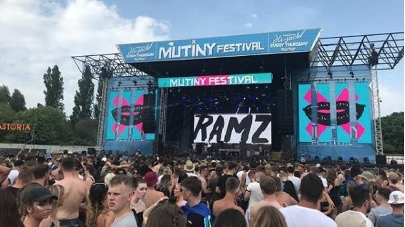 Drogentote bei Musik-Festival in Großbritannien - Drei Männer festgenommen