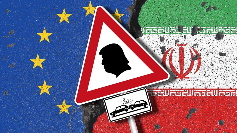 Blockade-Gesetz nach US-Ausstieg: Wirtschaft glaubt nicht an Schutz durch EU (Video)