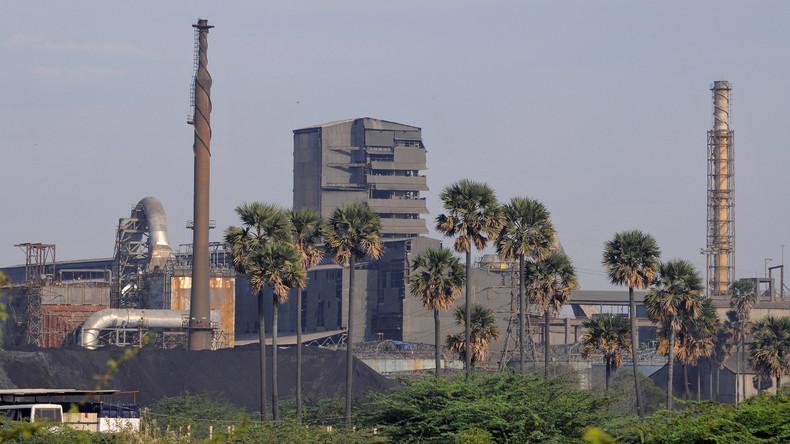 Nach blutigen Protesten: Indien macht umstrittenes Kupferwerk dicht