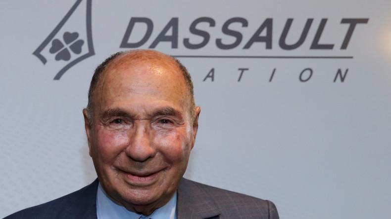 Französischer Milliardär Serge Dassault gestorben