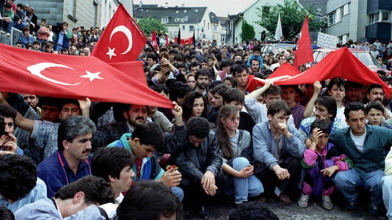 Maas vor Gedenkfeier: Türkische Zuwanderer sind Teil Deutschlands