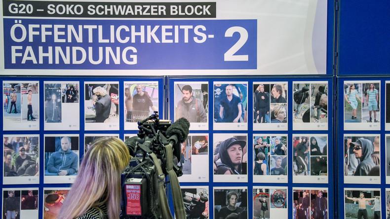 Polizeibehörden von vier europäischen Ländern führen Durchsuchungen wegen G20-Krawallen durch