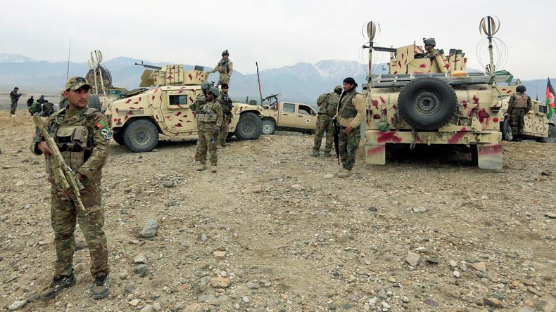 Afghanische Soldaten töten neun Zivilisten derselben Familie
