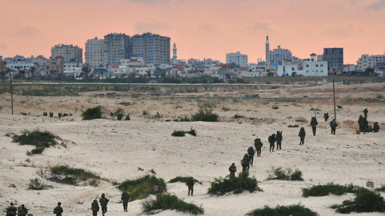 Nach Raketenangriff auf Israel: IDF starten Militäroperation in Gaza