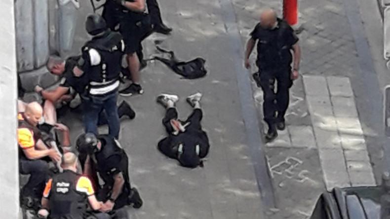 LIVE: Schüsse und Tote bei Geiselnahme im belgischen Lüttich