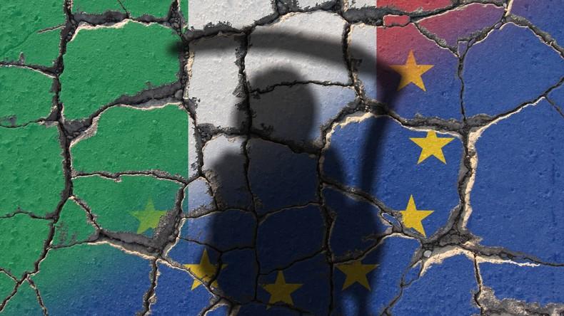 Italien: Großeuropäische Selbstherrlichkeit erweist sich als Eigentor