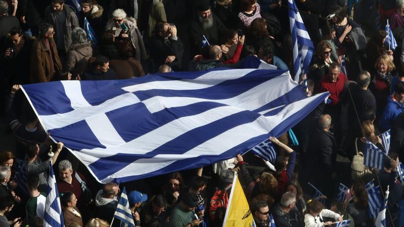 Griechische Gewerkschaften streiken gegen Sparpolitik