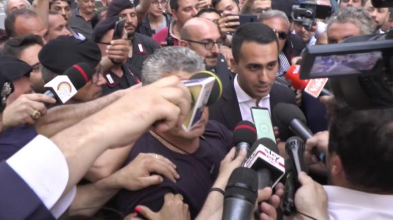 """Unmut über EU in Italien: """"Sie verbreiten Lügen über uns und behandeln unser Land wie eine Kolonie"""""""
