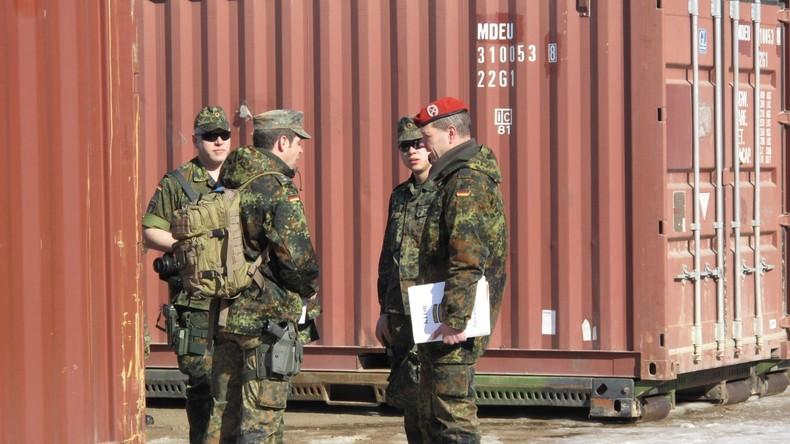 Bundeswehr verlängert drei Einsätze mit insgesamt 650 Soldaten