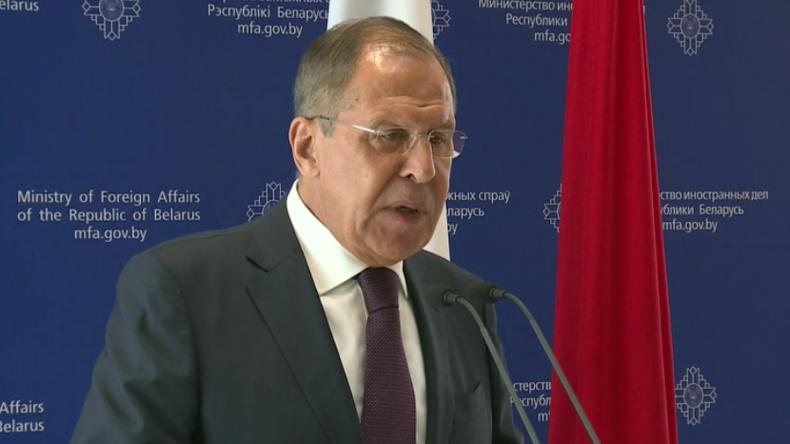 Lawrow: Fall Skripal sowie MH-17 werden für russophobe Spielchen missbraucht