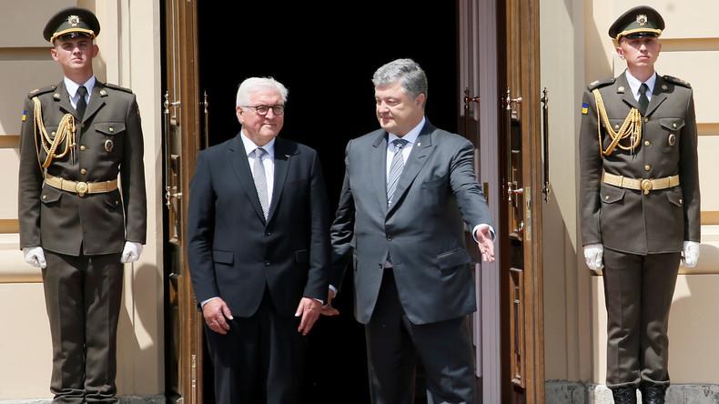"""""""Destabilisierung der Ukraine"""": Euro-Grüne wettern gegen Nord Stream 2"""
