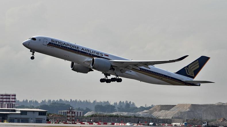 Singapore Airlines nimmt wieder längste Nonstop-Strecke auf