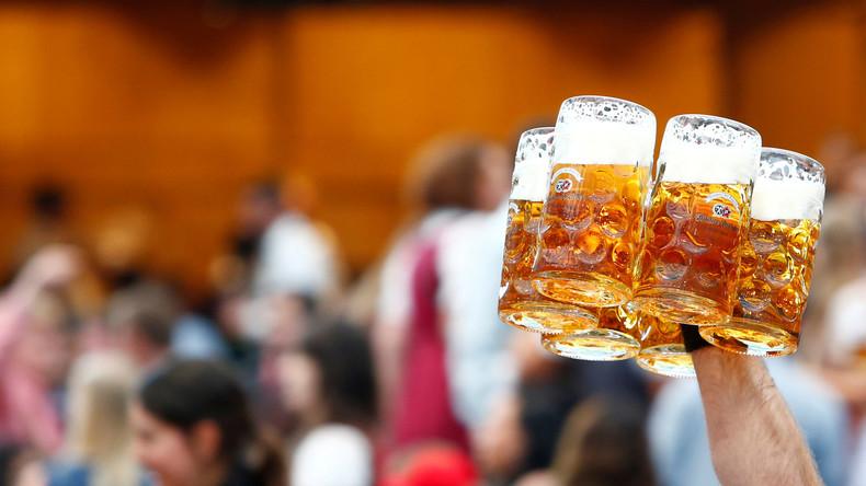 """Mit Abwasser gebraut: Schwedische Brauerei präsentiert """"kristallklares"""" Klärpilsner"""