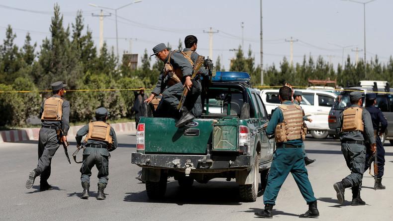Angriff auf Innenministerium in Kabul: alle neun Angreifer getötet, mehrere Polizisten verletzt