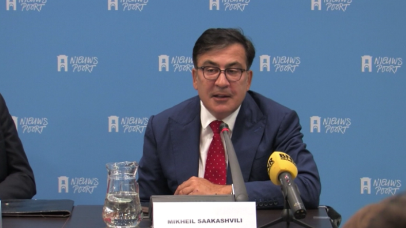 Saakaschwilis MH-17-Theorie: Passagierflugzeug auf persönlichen Befehl von Putin abgeschossen