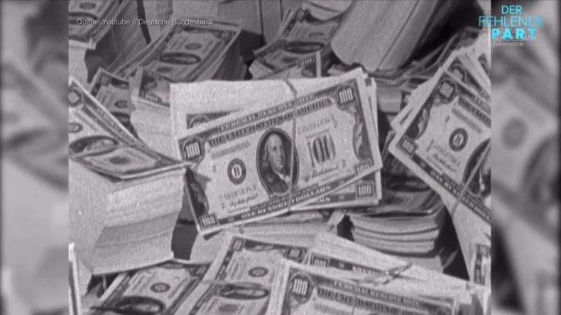 Wie der US-Dollar für Recht und Ordnung sorgt