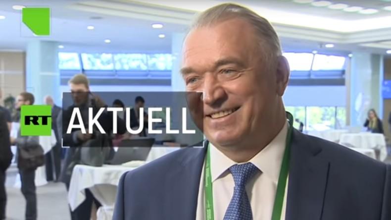 """""""Deutschland ist unser wichtigster Partner!"""" – Sergej Katyrin im Interview"""