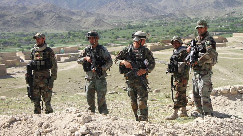 Afghanische Spezialkräfte befreien 102 Geiseln aus Talibanhaft
