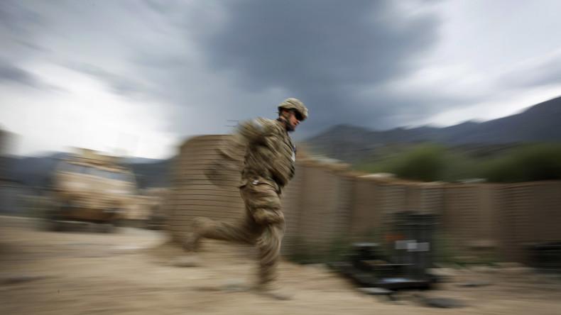 Afghanistan: Attentäter in US-amerikanischen Militäruniformen greifen Innenministerium an
